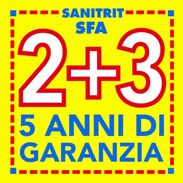 POMPA SFA SANITRIT SANISPEED PLUS+ PER ACQUE CHIARE