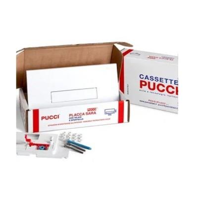 PUCCI PLAST PLACCA CON TELAIO SARA BIANCA 80179680