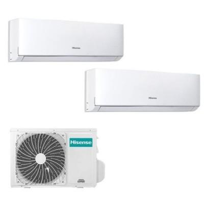 CLIMATIZZATORE HISENSE NEW COMFORT R32 DUAL 7000+9000+2AMW42UARRA