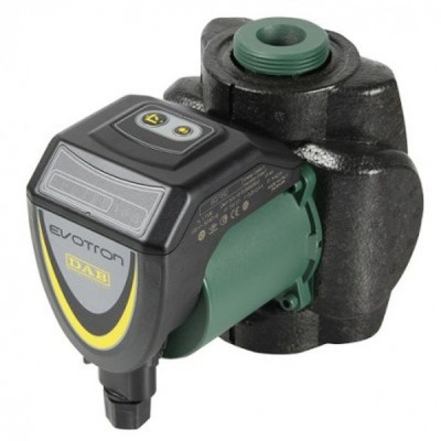 Circolatore elettronico a rotore bagnato dab modello evotron 40/130