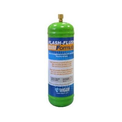 Wigam ricarica per sistema di lavaggio tubi condizionamento flash-flush 800g