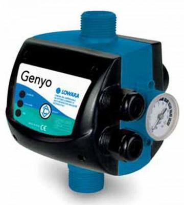 Press control Lowara genyo 8a/f12  con cavo da 1.2 bar