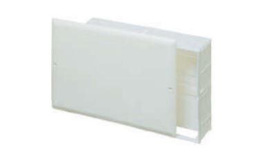 CASSETTA D'ISPEZIONE FAR 400x250x80 IN PLASTICA  ART. 7425