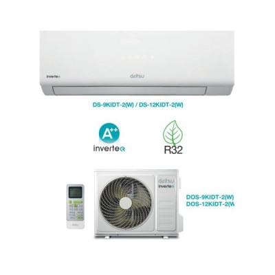CLIMATIZZATORE DAITSU MONOSPLIT 24000 BTU R32 A++/A+ WIFI OPTIONAL