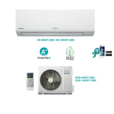 CLIMATIZZATORE DAITSU MONOSPLIT 24000 BTU R32 WI-FI INCLUSO